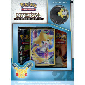 Pokemon Mythical Collection - Jirachi Box