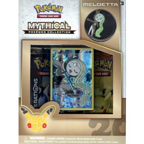 Pokemon Mythical Collection - Meloetta Box