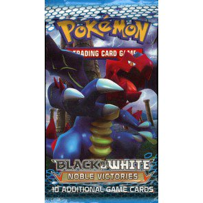 Pokemon B&W Noble Victories Booster Pack