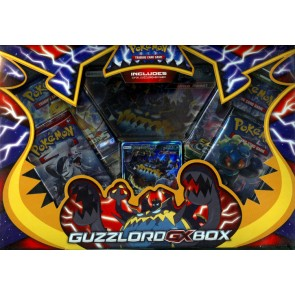 Pokemon Guzzlord GX Box