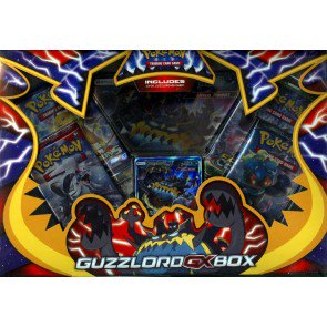Pokemon Guzzlord GX 12 Box Case