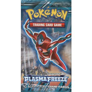 Pokemon B&W Plasma Freeze Booster Pack