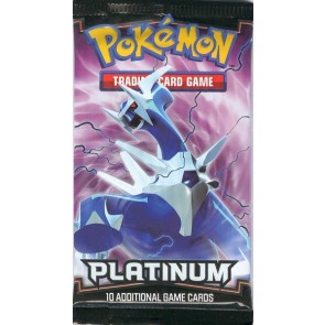 Pokemon Platinum Booster Pack