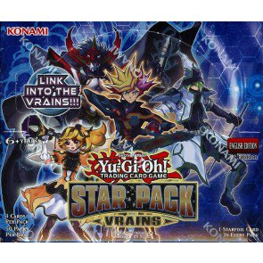 Yugioh Star Pack Vrains Box
