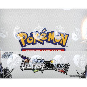 Pokemon Sun & Moon Ultra Prism Theme Deck Box