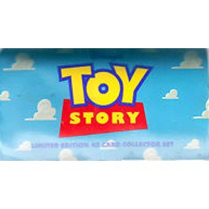 Toy Story (Skybox) Trading Cards Collectors Set Box