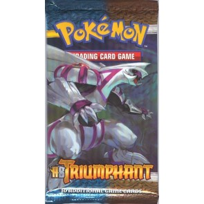 Pokemon H/S Triumphant Booster Pack