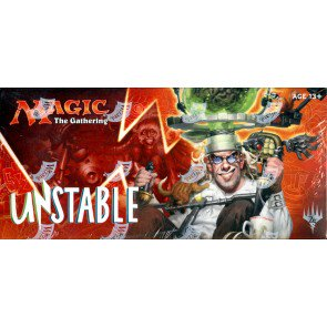 Magic the Gathering Unstable Booster 6 Box Case