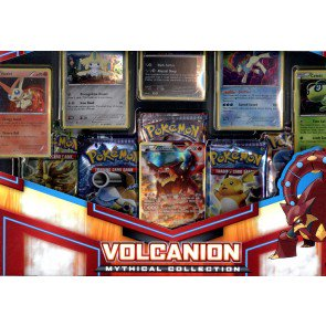 Pokemon Mythical Collection - Volcanion/Magearna 12 Box Case