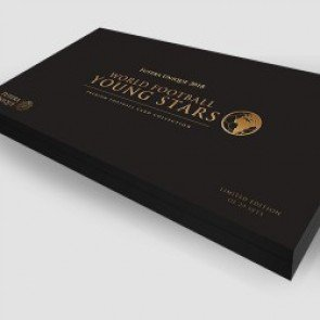 2018 Futera World Football Young Stars Premium Presentation Box Set /29