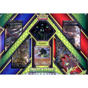 Pokemon Zygarde Collection - Box