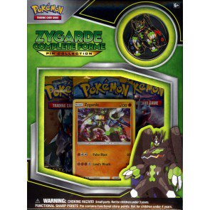 Pokemon Zygarde Complete Collection 24 Box Case