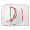 BallQube UV Grandstand Baseball Display