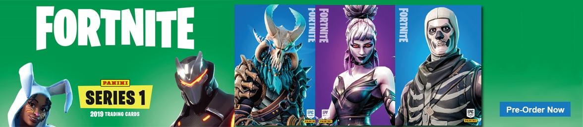 2019 fortnite Trading Cards Available Now