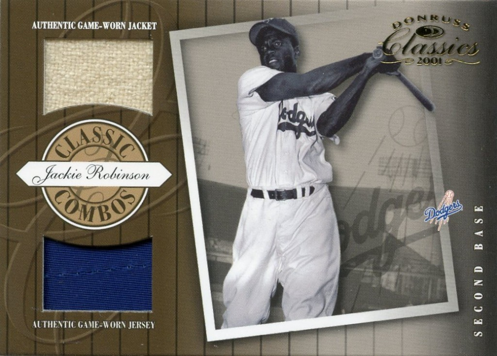 Whats The Best Way To Start A Jackie Robinson Baseball Card