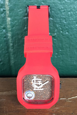 Game-used-dirt-watch-MLB-4