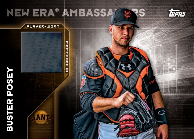 Its A New Era In Baseball Cards As Topps Joins Forces With