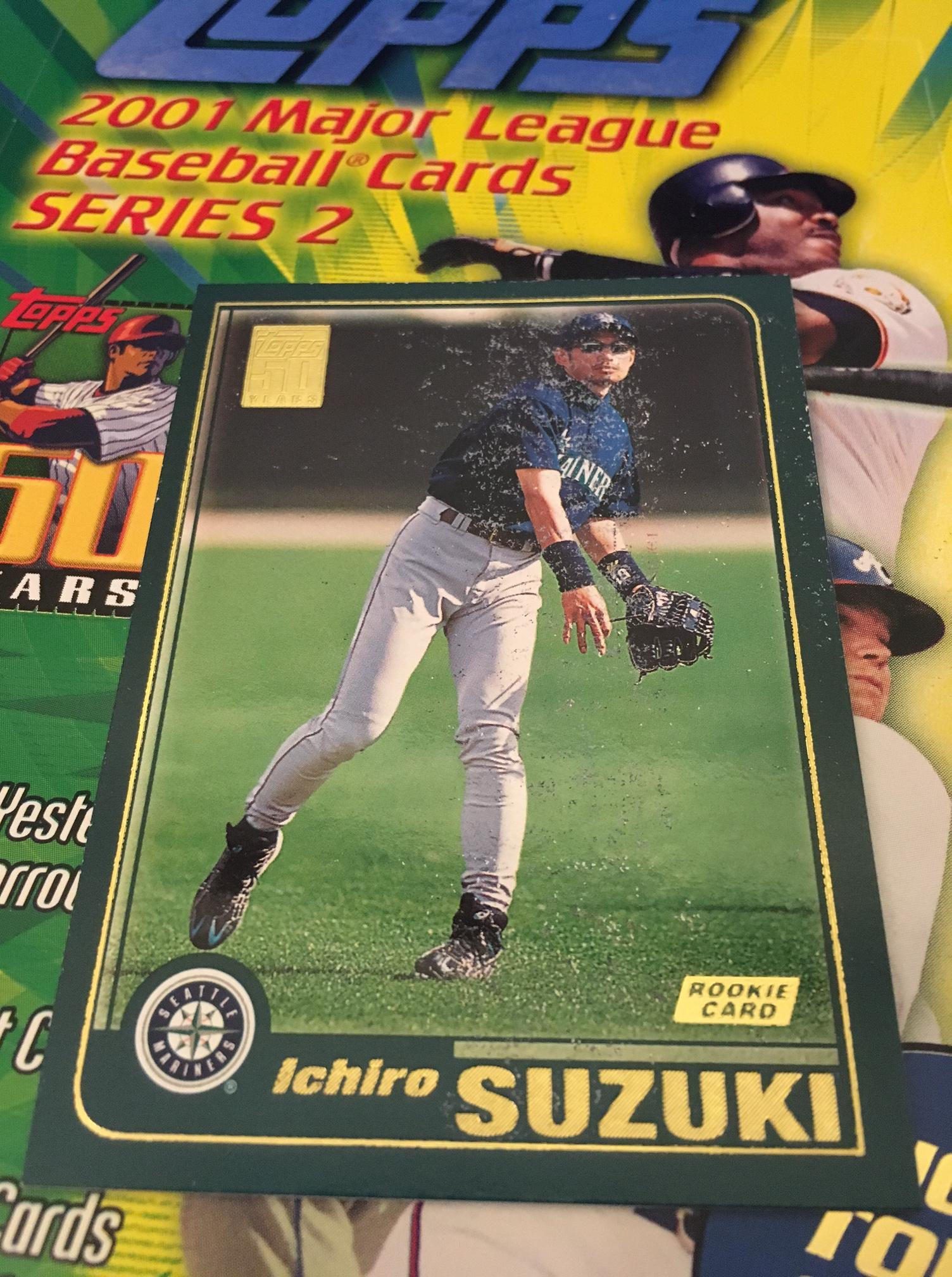 Chasing Ichiro Suzuki Rc Prompts Reminder Amid June