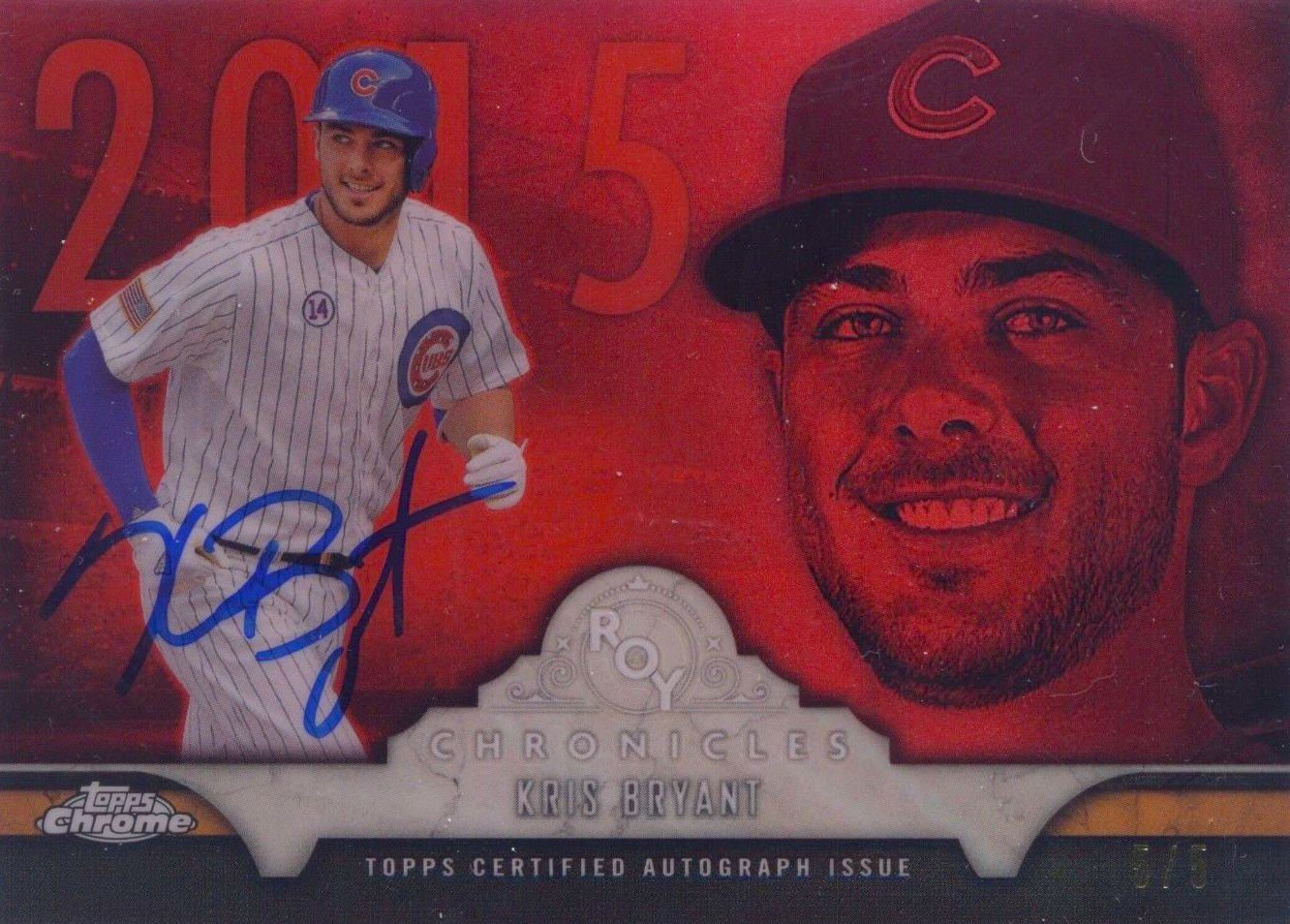 Gallery 2016 Topps Chrome Baseball Cards Updated Blowout Buzz