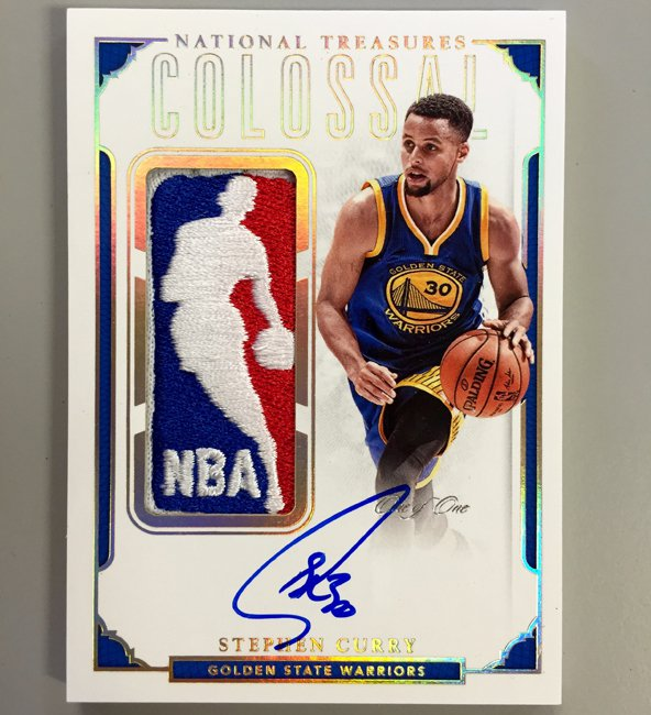7aa736ab893 Panini America catches up with NBA MVP Stephen Curry for a big-time ...