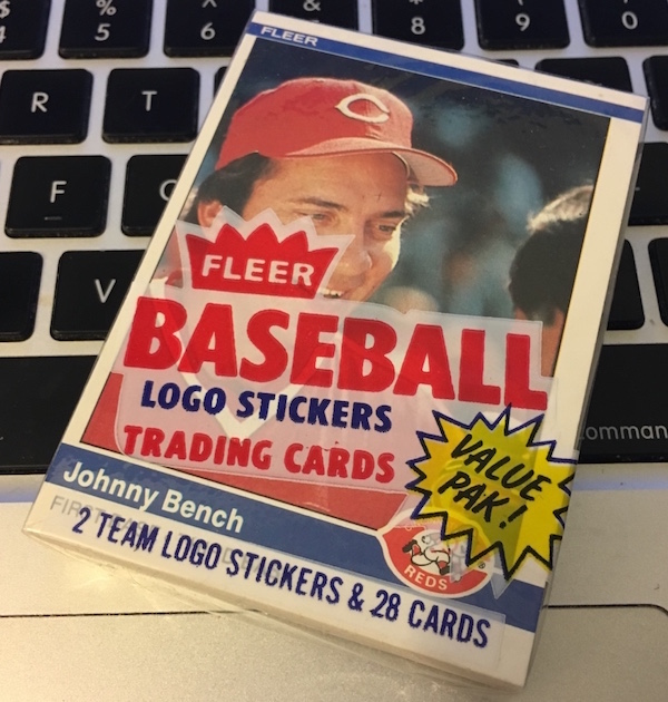 Buzz 12 In 12 Busting A 1984 Fleer Baseball Cello Pack