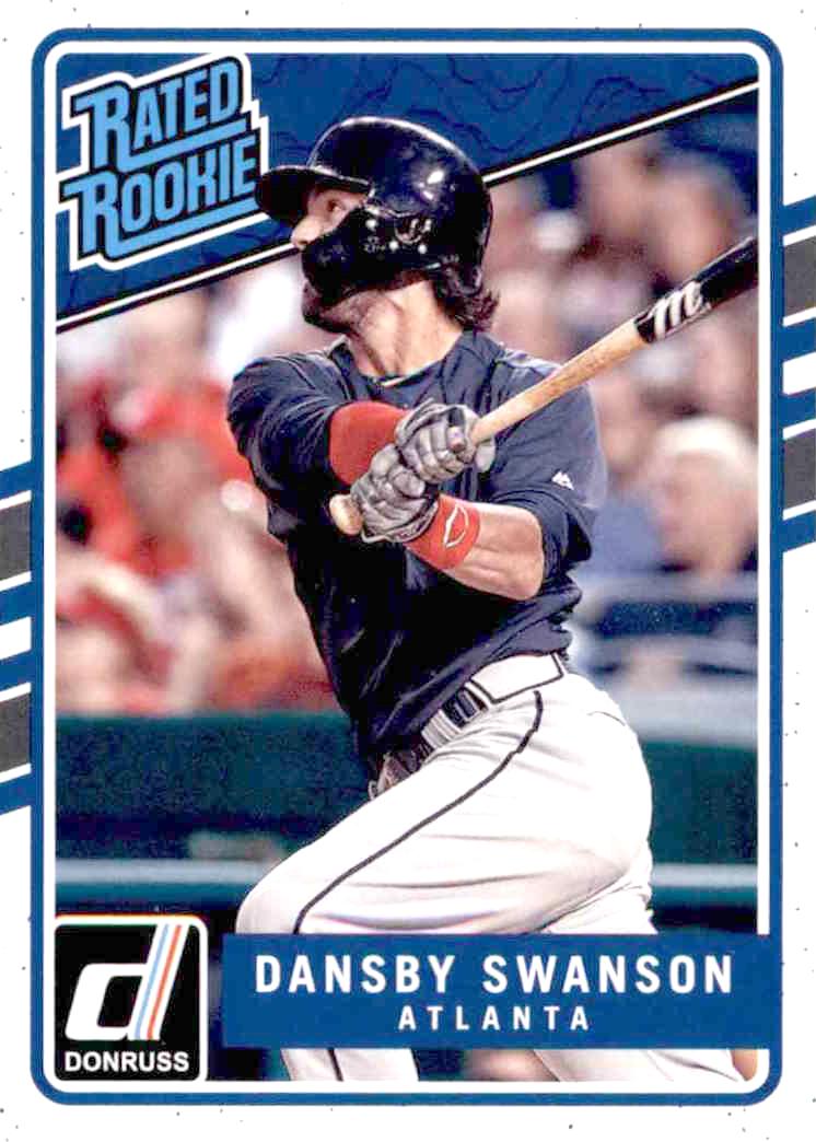 2602859bf76 The box  2017 Donruss baseball ...