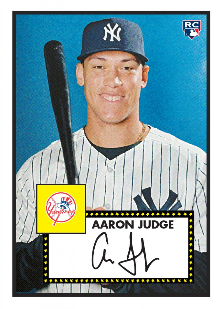 Gallery Aaron Judge Transcendent Collection Experience