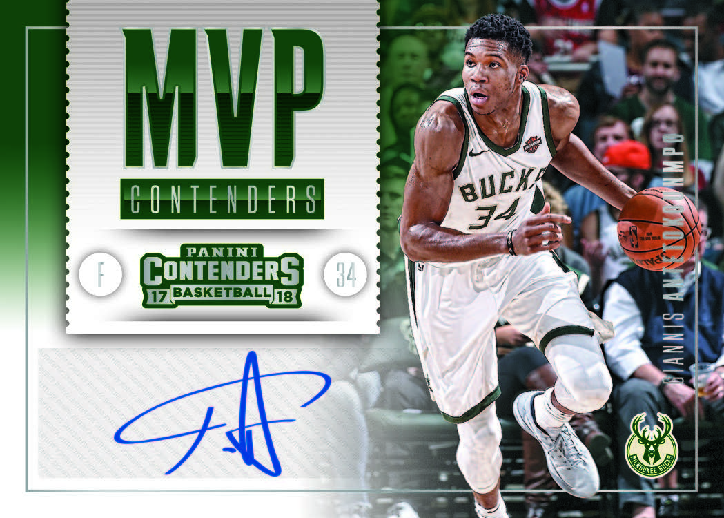 First Buzz 2017 18 Panini Contenders Basketball Cards