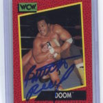 2017-Leaf-Buyback-Wrestling-Butch-Reed-Doom-1991-WCW