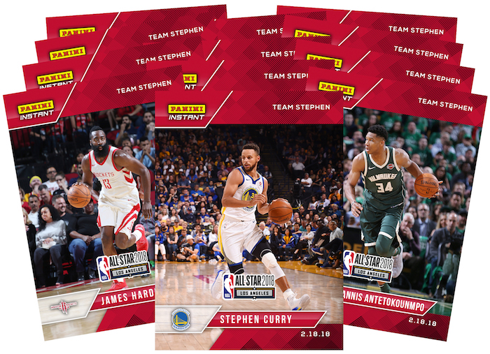 e4528f21cb9 NBA All-Star Weekend already spawns new basketball cards