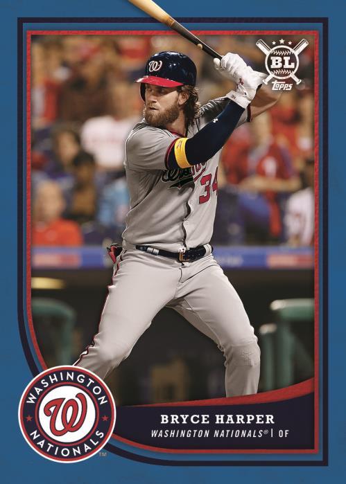 First Buzz 2018 Topps Big League Baseball Cards Updated