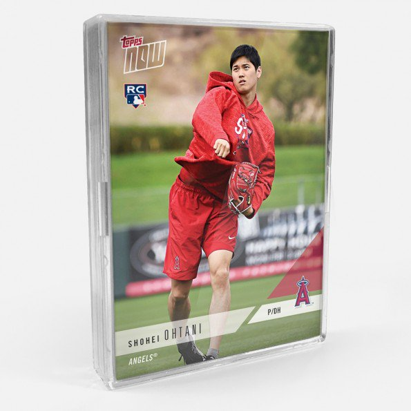 c87f6b15 New Topps Now MLB cards drop with Road to Opening Day team sets ...