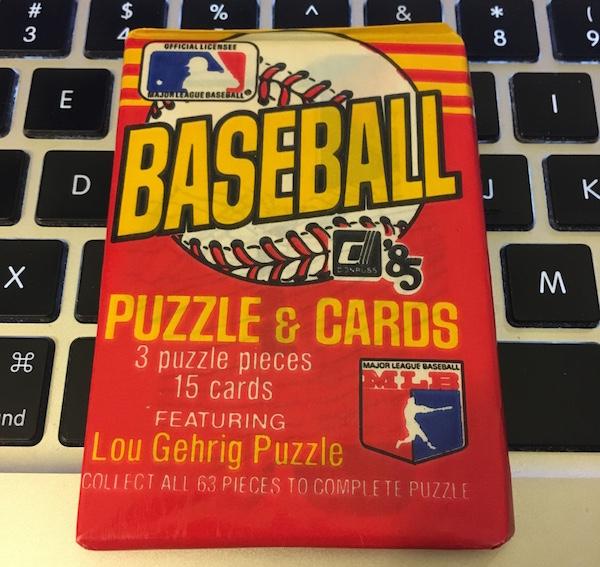 Buzz 12 In 12 Busting A 1985 Donruss Baseball Wax Pack