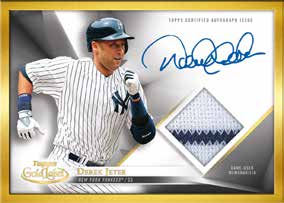 First Buzz 2018 Topps Gold Label Baseball Cards Blowout Buzz