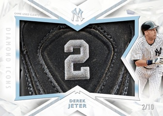 First Buzz 2018 Topps Diamond Icons Baseball Cards