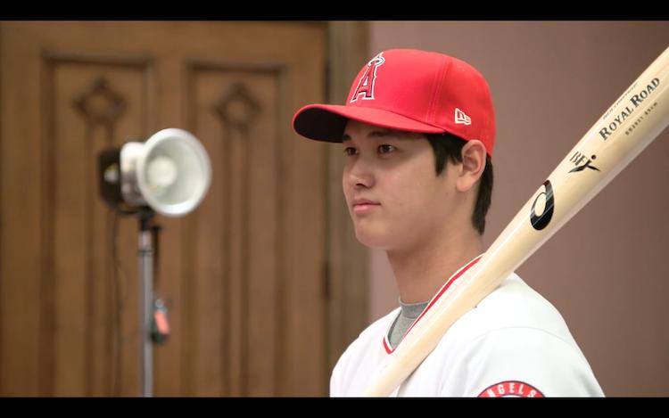 Shohei Ohtani Talks Baseball Cards With Panini America