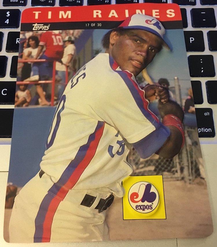 Buzz Break 1985 Topps 3 D Baseball Stars Pack Blowout Buzz