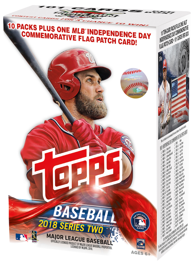 2018 Topps Series 2 Blowout Buzz