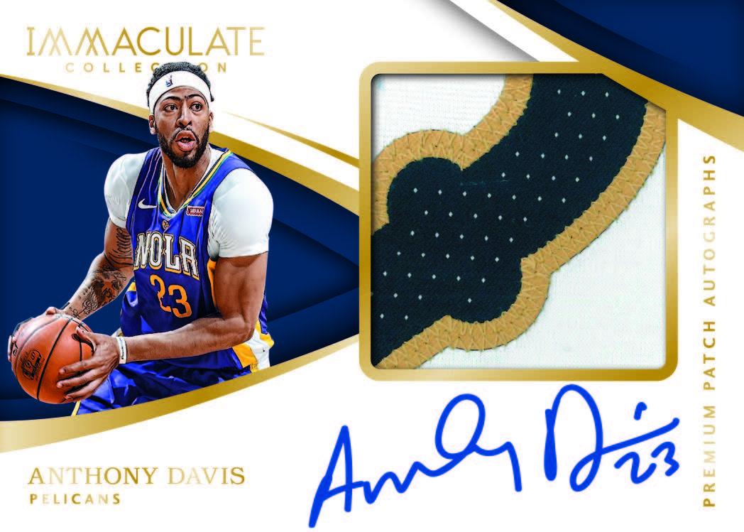 6e70d21da092 First Buzz  2017-18 Panini Immaculate Collection NBA cards