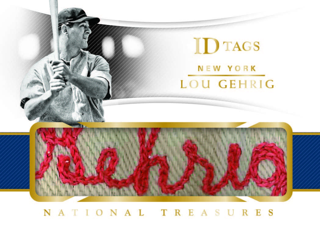 First Buzz 2018 Panini National Treasures Baseball Cards Blowout