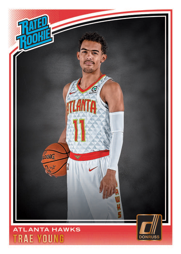 add86d266d9 First Buzz  2018-19 Donruss basketball cards