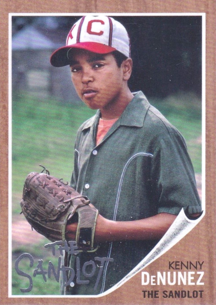 0167f28e8c0 Gallery  2018 Topps Archives The Sandlot baseball cards   Blowout Buzz