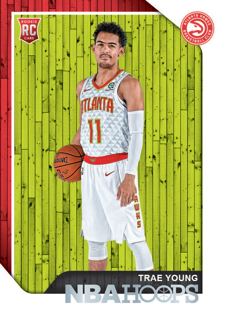 First Buzz 2018 19 Nba Hoops Basketball Cards Blowout Buzz