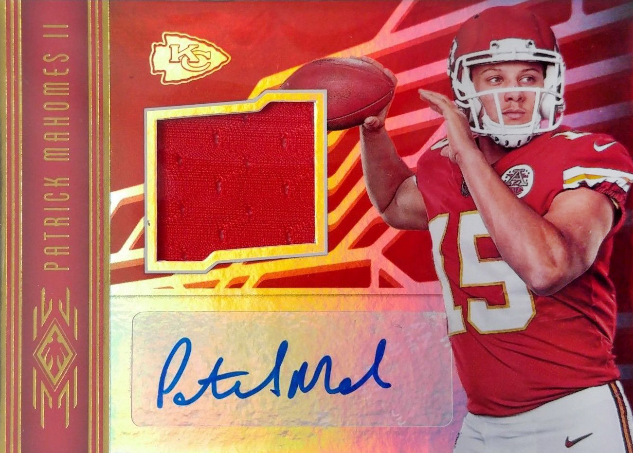c699dd84c Sunday Superstars  Week 2 NFL icons include Patrick Mahomes