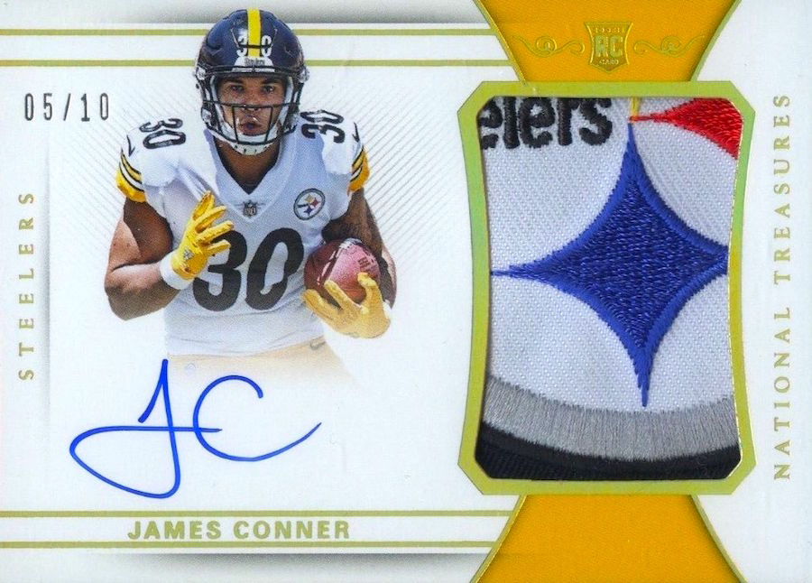ccdd19ef5f6 Sunday Superstars  Week 8 NFL icons include James Conner