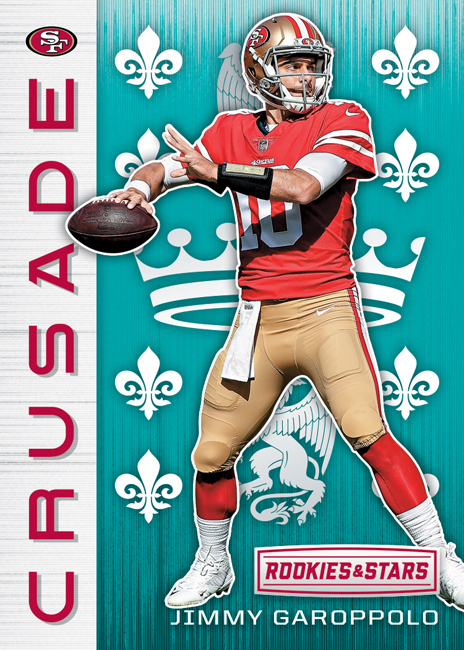 84bd595ab2d First Buzz: 2018 Panini Rookies & Stars football cards / Blowout Buzz