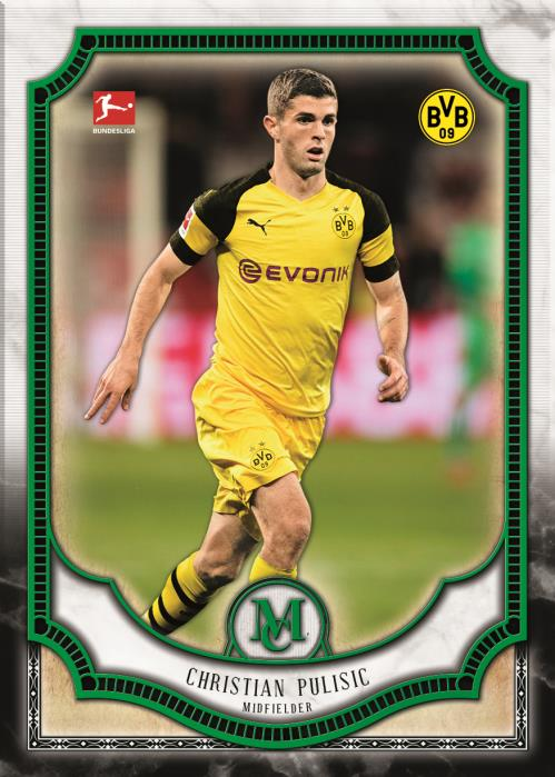 1566b61a First Buzz: 2018-19 Topps Bundesliga Museum Collection