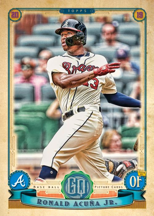 First Buzz 2019 Topps Gypsy Queen Baseball Cards Blowout Buzz
