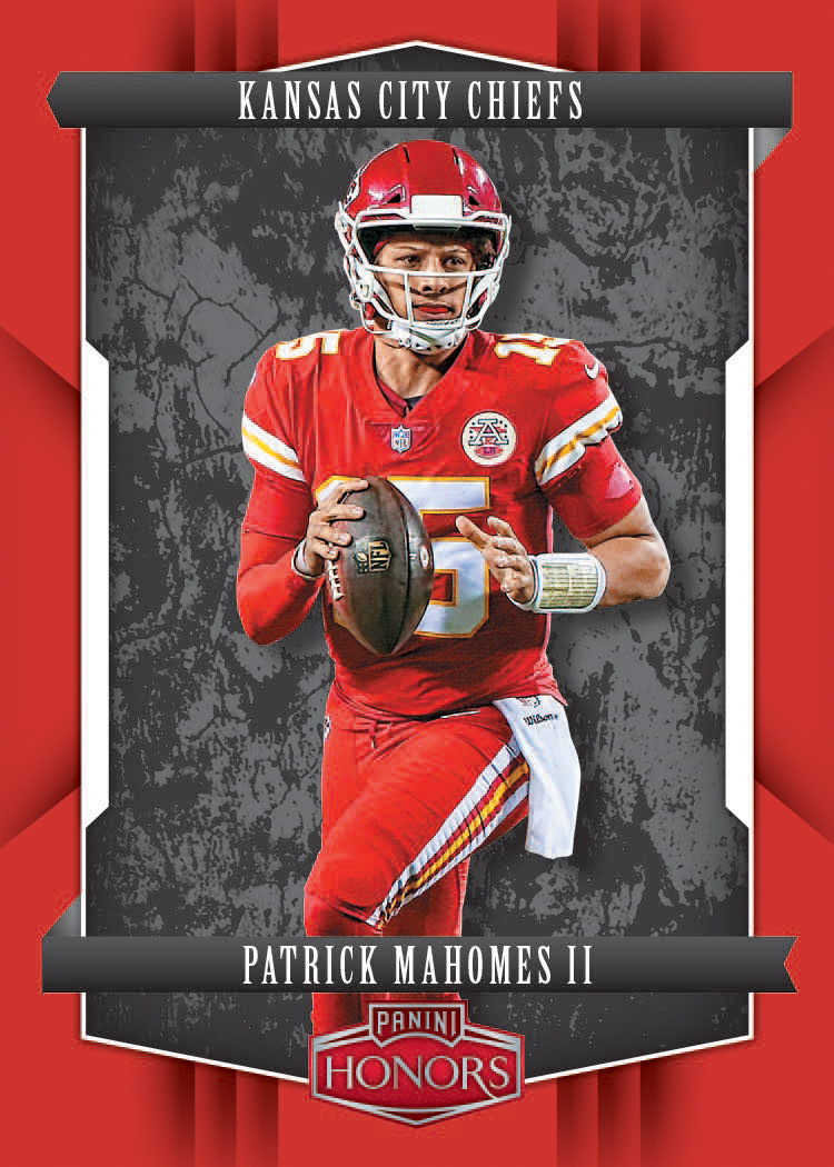 First Buzz 2018 Panini Honors Football Cards Blowout Buzz