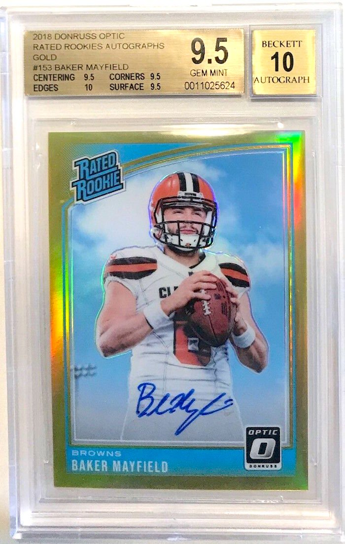official photos eb0a7 63ae5 eBay Buzz Weekly Update: Anthony Davis, Baker Mayfield ...